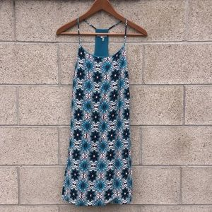 1. State rayon XS floral summer dress